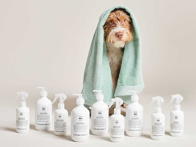 HOUNDZTOOTH GROOMING products for dogs