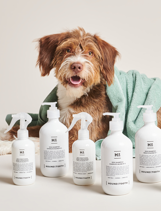 PAWNESS GROOMING PRODUCTS FOR DOGS